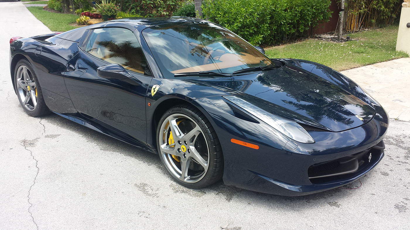 fort lauderdale mobile car detailing